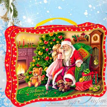 Треже гифт новогодние подарки 51