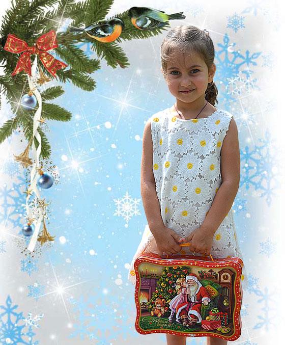 Треже гифт новогодние подарки 49
